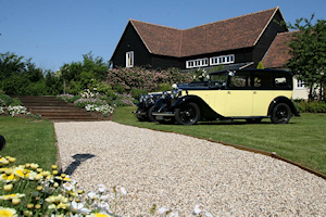 Bed and Breakfast for The White Hart Essex Barn